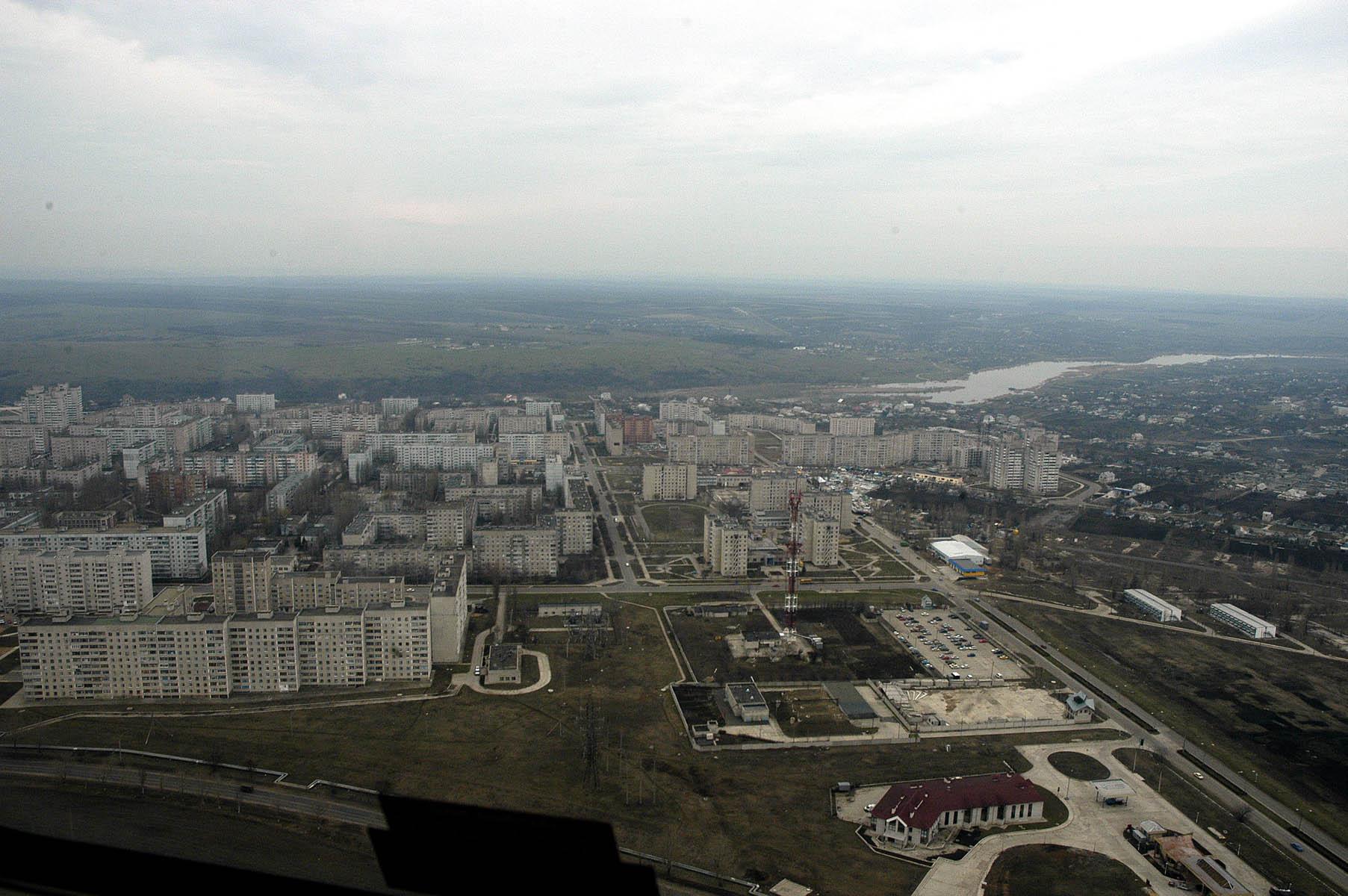 Yuzhnoukrainsk: a selection of sites